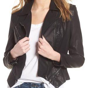 BlankNYC Black Moto Jacket Size XS